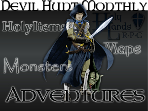Devil Hunt Monthly