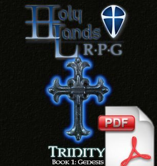 Holy Lands RPG - Trinity Edition; Book 1: Genesis (PDF)