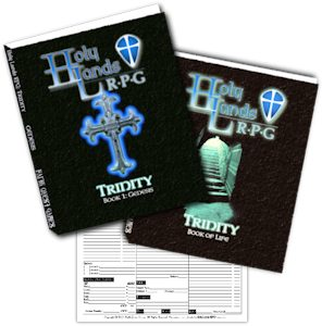 Holy Lands RPG; Trinity Edition