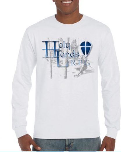 HLRPG long-sleeve t-shirt